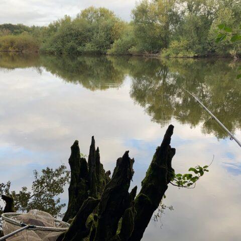 Lower Benhall – River Wye.